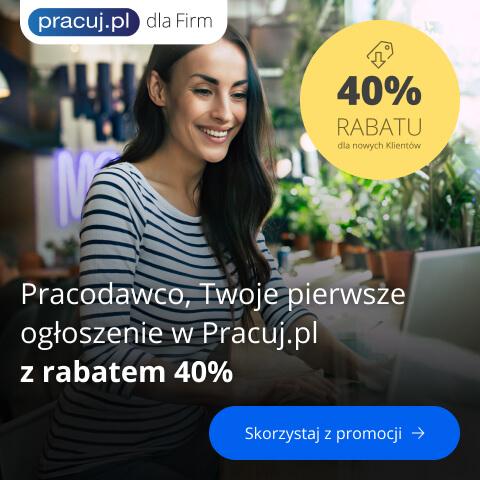 Szukasz Pracownika? Znajdziesz go na Pracuj.pl